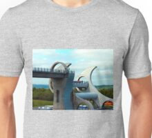 The Falkirk Wheel Unisex T-Shirt