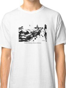 Whisper Central Railway Station Brisbane Classic T-Shirt