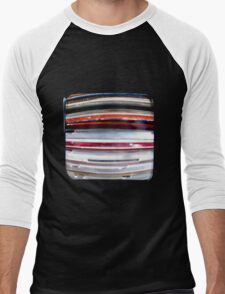 CD Stack - TTV Men's Baseball ¾ T-Shirt