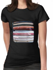 CD Stack - TTV Womens Fitted T-Shirt