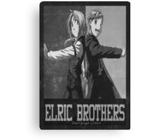 The Elric Brothers.....Don't Forget 3.oct.11 Canvas Print