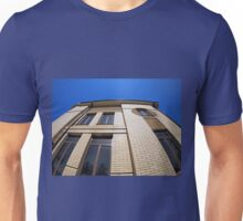 New office building, view from below Unisex T-Shirt
