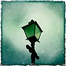 Lamplight by kibishipaul