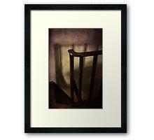 Untitled Steps Framed Print