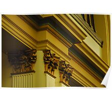 0224  Architectural Detail Poster