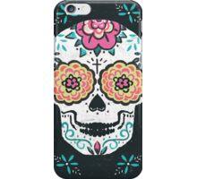 Muertos Sugar Skull iPhone Case/Skin