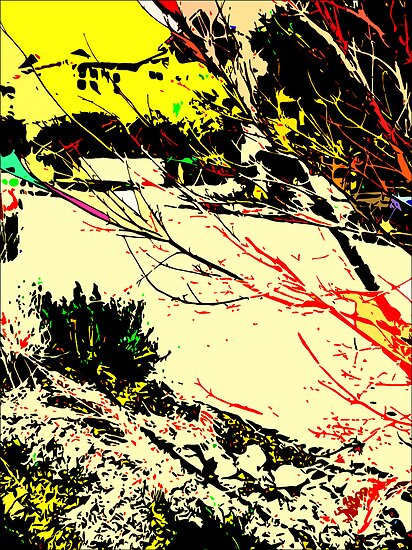 """""""Spring"""" - Work that should create feeling of spring somewhere inside by Mikle"""