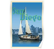 San Diego - Poster Poster