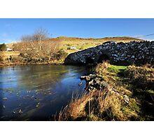 Quiet Man Bridge, Connemara. Ireland Photographic Print