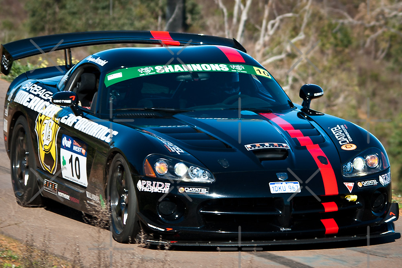 Targa West 2011 - Car 10 - Photo 2 by Psycoticduck