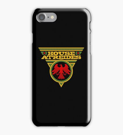 Dune HOUSE ATREIDES iPhone Case/Skin