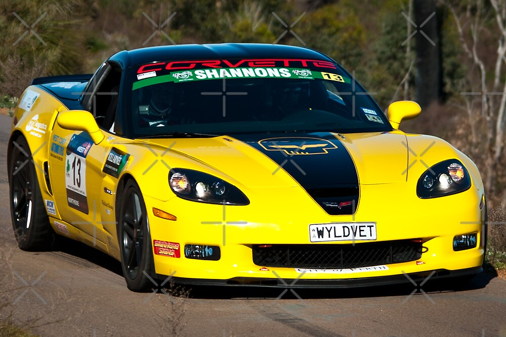 Targa West 2011 - Car 13 - Photo 2 by Psycoticduck