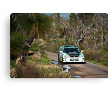 Targa West 2011 - Car 50 - Photo 1 Canvas Print