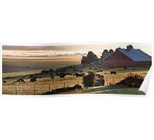 Skagit Panorama Poster