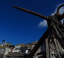 The Anchor, Port Isaac, Cornwall by wiggyofipswich