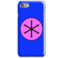 Greendale logo iPhone Case/Skin