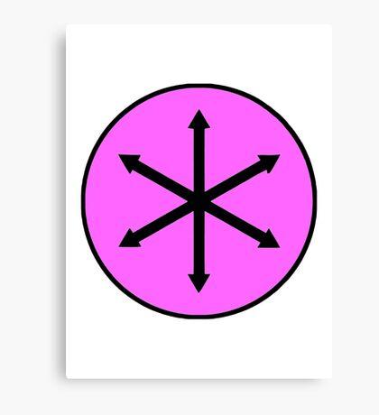 Greendale logo Canvas Print