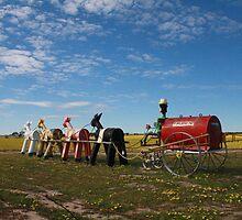 The Tin Horse Highway (1) by myraj