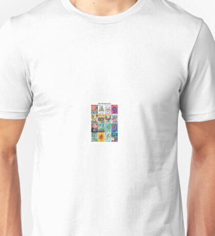 SAJE loteria poster Unisex T-Shirt