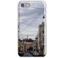 Towards Coit Tower iPhone Case/Skin