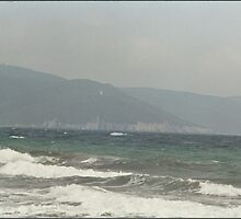 IL MARE .... PIZZOMUNNO -..ITALIA- EUROPA- 1500 VISUALIZZ.2013 ..... by Guendalyn
