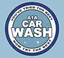 Vintage A1A Car Wash