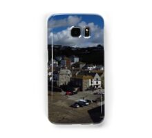 View From Doc Martin's Surgery Samsung Galaxy Case/Skin