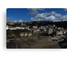 View From Doc Martin's Surgery Canvas Print