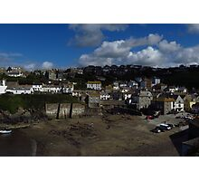 View From Doc Martin's Surgery Photographic Print