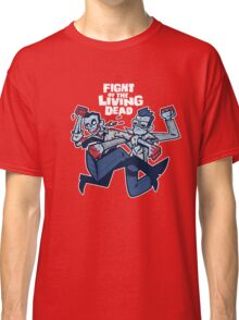 Fight of the Living Dead Classic T-Shirt