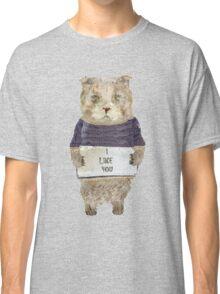 i like you Classic T-Shirt