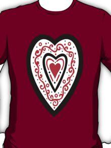 Ben's Heart T-Shirt