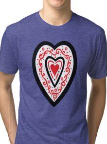 Ben's Heart Tri-blend T-Shirt
