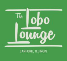 The Lobo Lounge One Piece - Short Sleeve