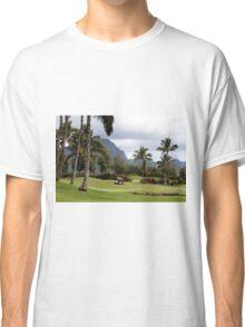 Poipu Bay Golf Course, Kauai, Hawaii Classic T-Shirt