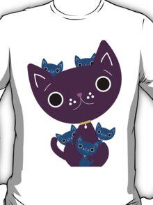 Mum and Kittens T-Shirt