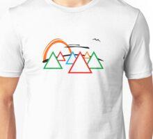 Campsite - Sunrise Unisex T-Shirt