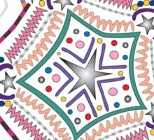 Swirly Gig Sticker