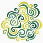 Swirly Emblem by Wealie