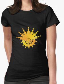 Sun Star Womens Fitted T-Shirt