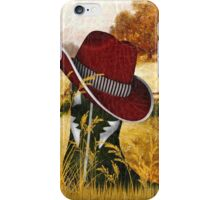 Cowboy Christmas iPhone Case/Skin