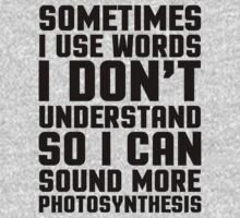 Words I Don't Understand  by quarantine81