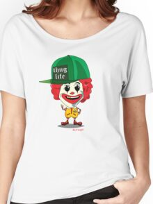 Thug life Women's Relaxed Fit T-Shirt