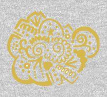 Golden Emblem One Piece - Long Sleeve