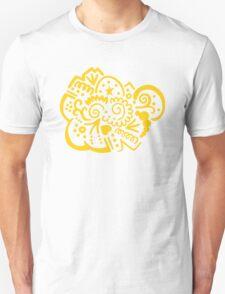 Golden Emblem Unisex T-Shirt