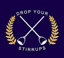 Drop Your Stirrups! -V2 by vvdoodles