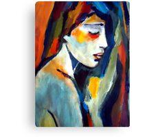 """""""Devotional Journey"""" Canvas Print"""