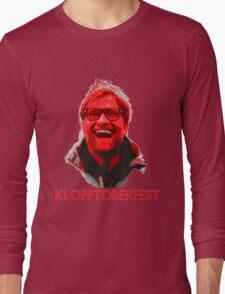 Klopptoberfest Long Sleeve T-Shirt