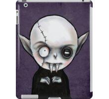 Cute Nosferatu Vampire iPad Case/Skin