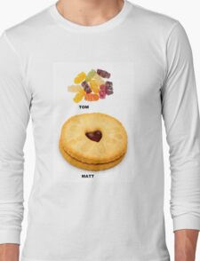 The Doctor, Who Needed Food Long Sleeve T-Shirt